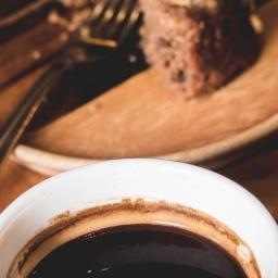 12 Un café
